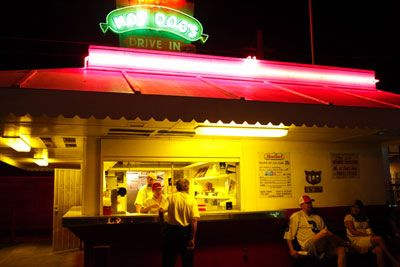 The Guide: San Joaquin Valley, California -   Houa Khong Laotian restaurant, Merced; Noreiga Hotel, Bakersfield