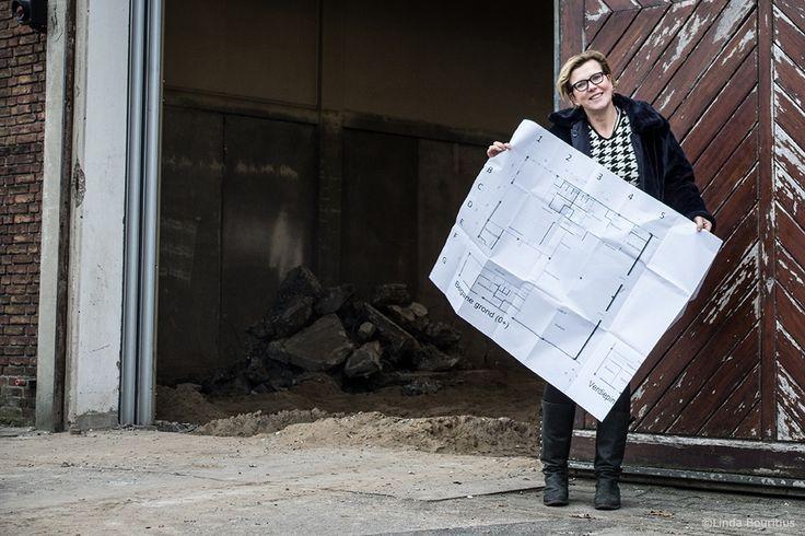 """3voor12 - Carola Aafjes: """"De popcultuur in Amersfoort heeft een boost nodig"""" Foto: Linda Bouritius"""