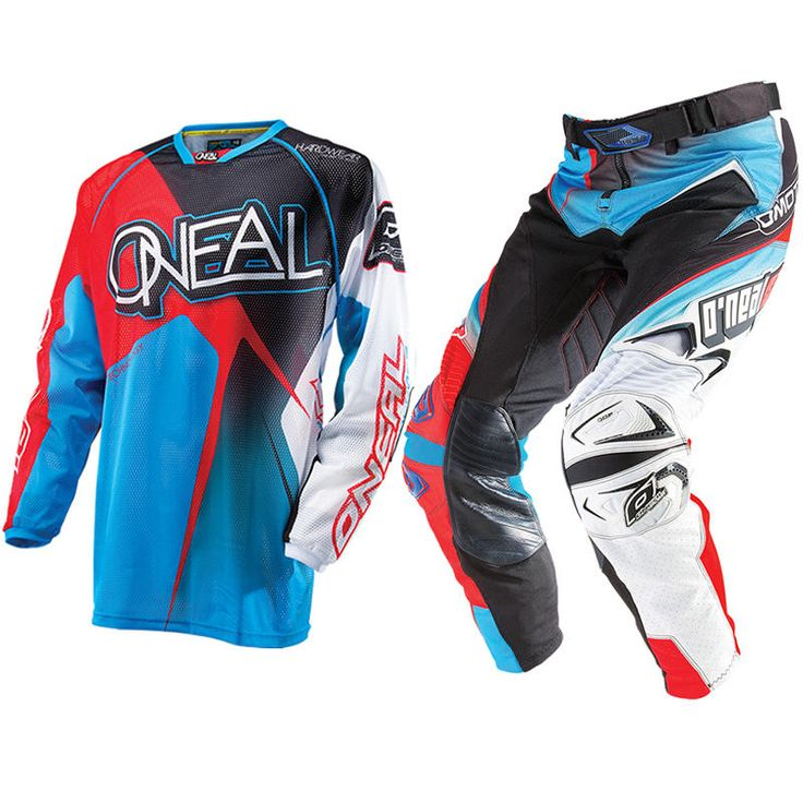 Oneal Hardwear 2014 Vented Black-Red-Blue Motocross Kit  Description: The Oneal Hardwear 2014 Vented Black/Red/Blue       Motocross Kit is packed with features..              JERSEY SPECIFICATION                      Sublimated No-Fade Graphic – So your shirt will look new a long         time                    High Quality Moisture Wicking...  http://bikesdirect.org.uk/oneal-hardwear-2014-vented-black-red-blue-motocross-kit-2/