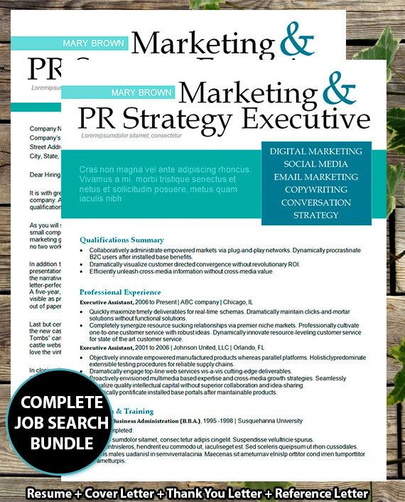 Best 20 Marketing Resume Ideas On Pinterest Resume