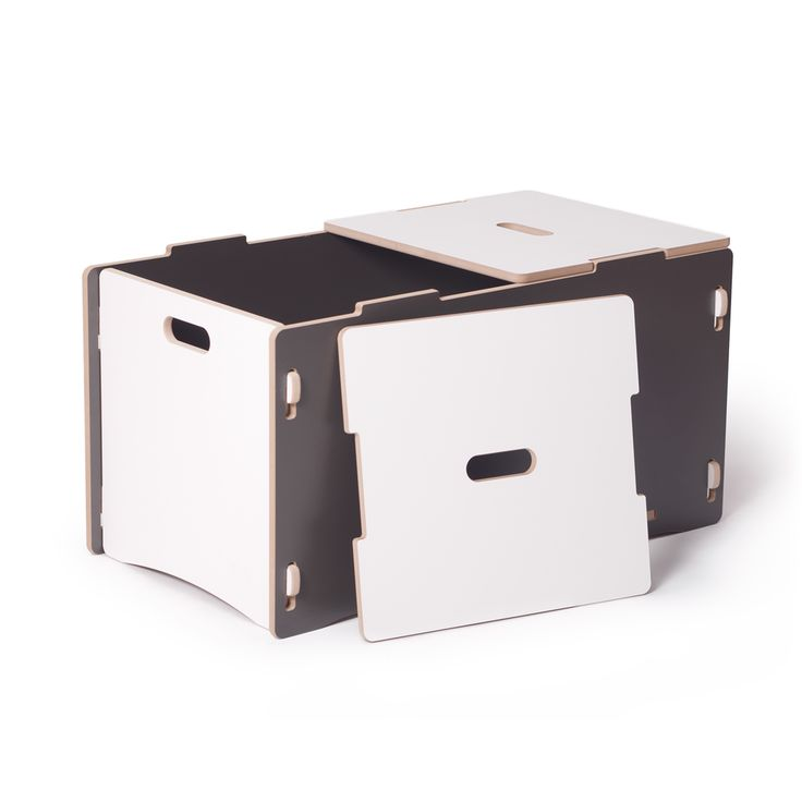 Modern Toy Box | Sprout