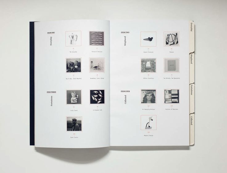 Archive Magazine on Behance
