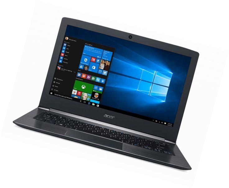 """Acer Aspire S 13 13.3"""" Full HD Intel Core i5 8GB LPDDR3 256GB SSD Windows 1"""