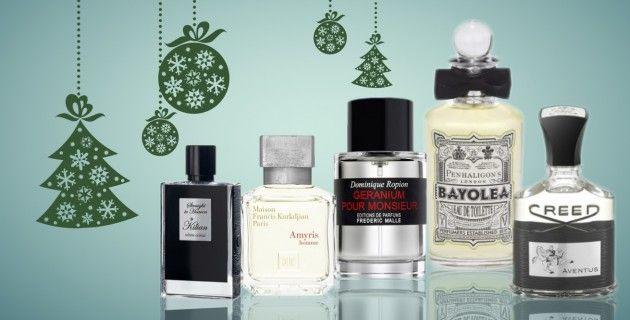I profumi da uomo da regalare a Natale