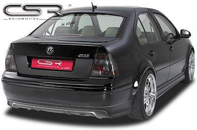 Tuning Heckansatz Spoiler Diffusor für  VW Bora 4 HA039