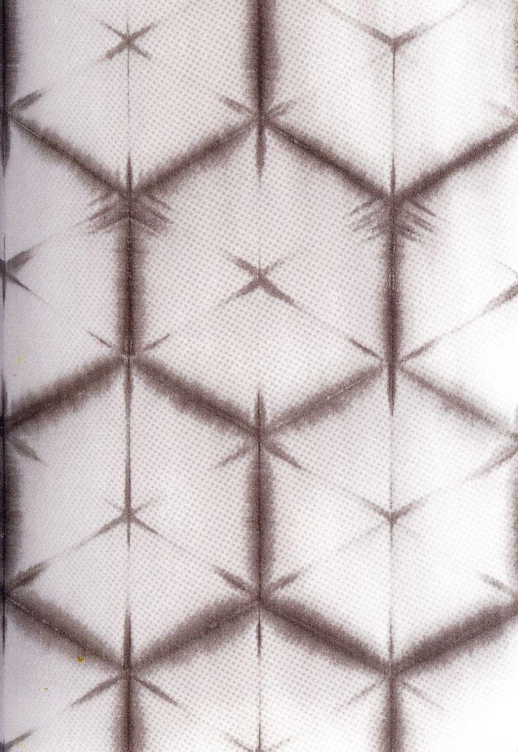 146 Best Beautiful Shibori Images On Pinterest Dyeing