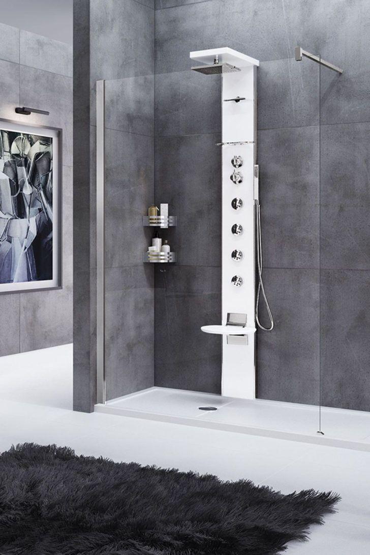 epingle sur douche italienne au