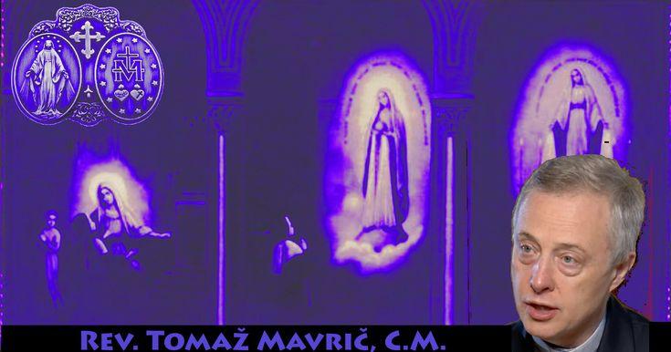 Notre-Dame de la Médaille Miraculeuse: Vierge Missionnaire - FAMVIN ActualitésFR