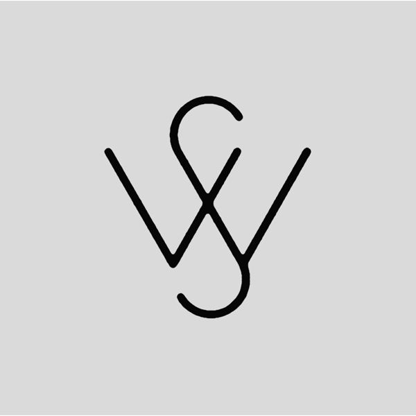 Monogram for Stone Way Cafe designed by Shore