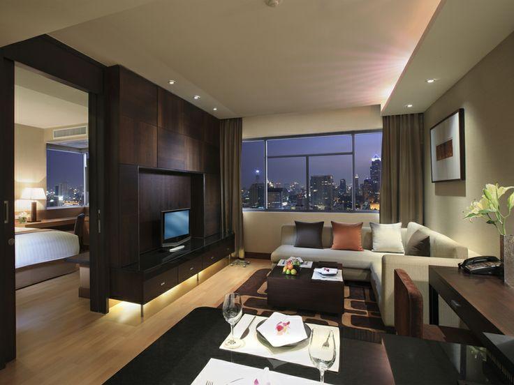 Wonderful Deluxe Suite 1 Bedroom @ Grand Sukhumvit Hotel Bangkok