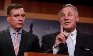 Senators vow Trump-Russia inquiry will be bipartisan and independent | US news | The Guardian