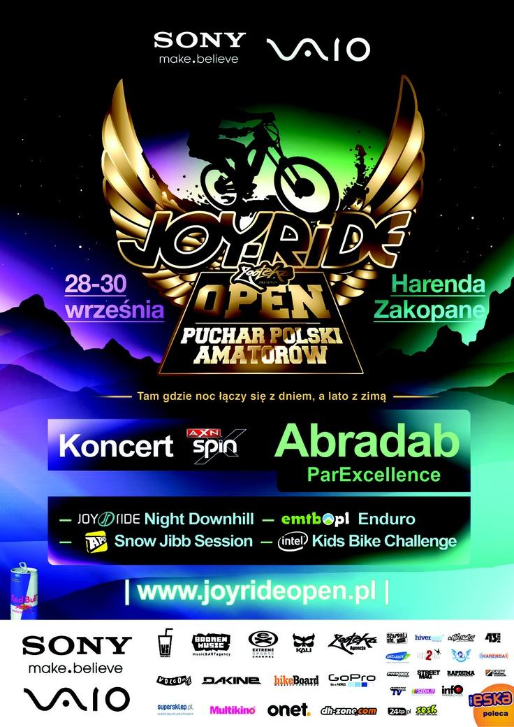Joy Ride Open 2012 - Harenda