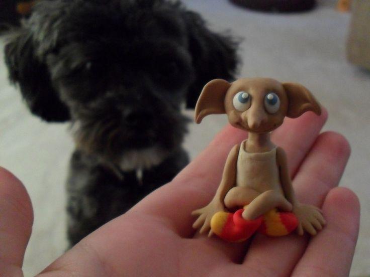 Dobby - a free elf. by SkipperSara