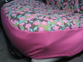 Car Seat Covers: 9 Steps #ugliest #car #in #the #world http://cheap.nef2.com/car-seat-covers-9-steps-ugliest-car-in-the-world/  # Car Seat Covers! This is an instructable on how to create your VERY own, special, unqiue, just-for-you, made-by-you, never-gonna-see-in-walmart, adult car seat covers. Just so you know, this is the first seat cover I've ever made, so I'm teaching both of us! Here's what you need: A cheapo/uggo seat cover that you'd never wanna use in a million billion trillion…