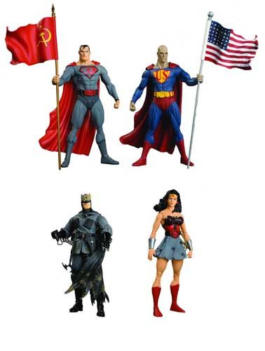 93 best Red Son Superman / Batman / Wonder Woman / Green ... Red Son Justice League