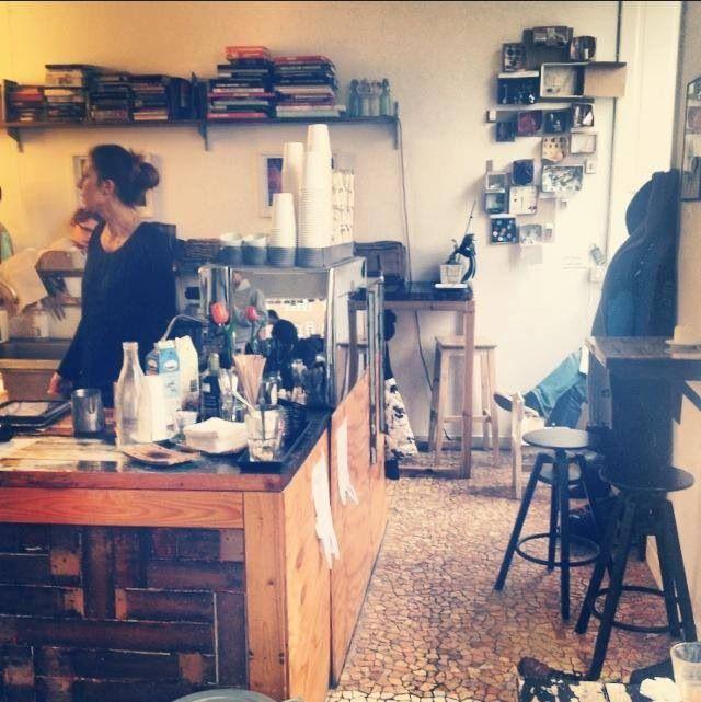 Kaffebaren på Amager, Copenhagen