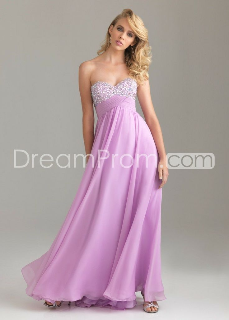 It's not to early to look for prom dresses, right?