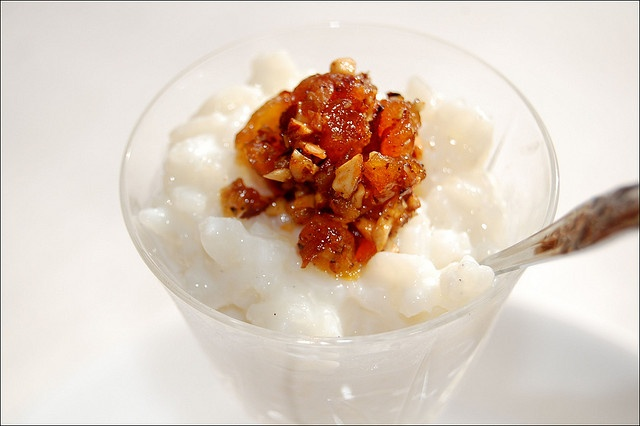arborio-rice-pudding-with-amaretto | Baked Delights | Pinterest