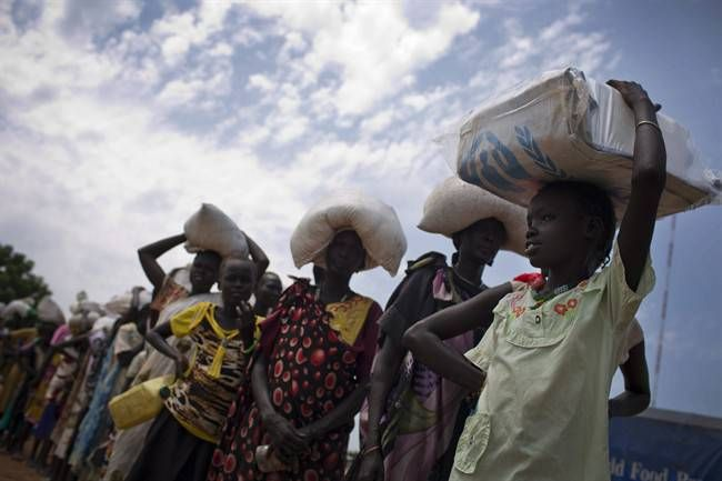 02/22/2017 - $4.4 billion needed within a month to stop catastrophic famine in African nations: UN