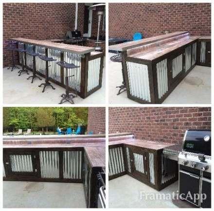 diy outdoor kitchen countertop basement bars 65 ideas for 2019 kitchen diy outdoor kitchen on outdoor kitchen on wheels id=18692