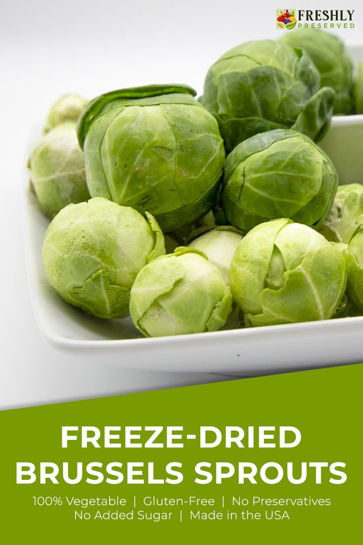 how to store brussel sprouts in freezer