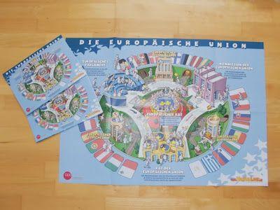 materialwiese: KOSTENLOS: Poster - Die Europäische Union
