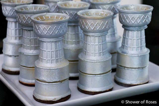 Shower of Roses: Stanley Cup Ice Cream Cones