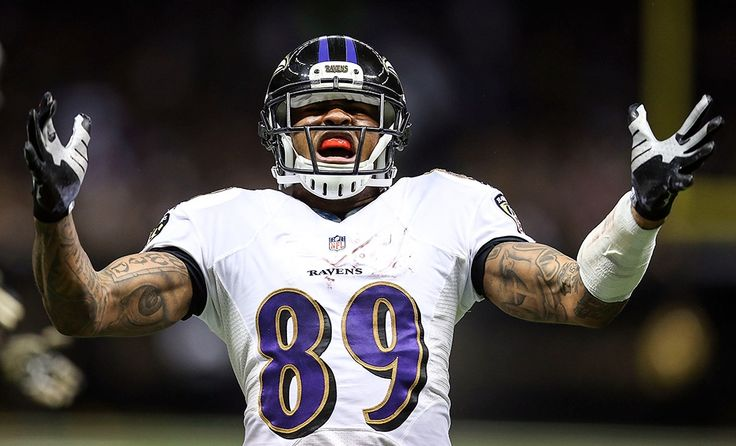 No. 89: Steve Smith Sr., WR, Ravens : Best current NFL players at each jersey number, 1 to 99