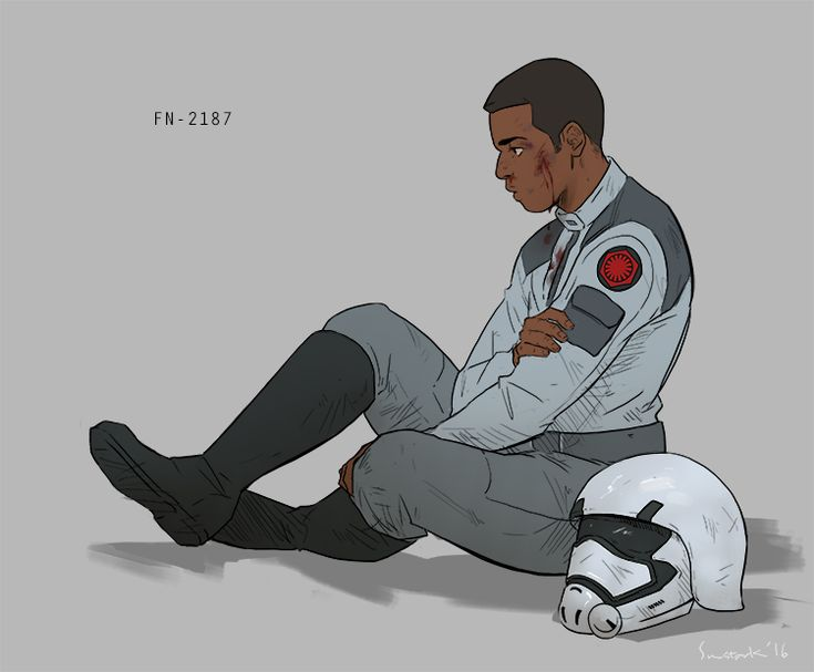 sun-stark:   Stormtrooper cadet: FN-2187 - The Star Wars Group
