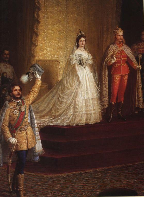 "Empress Elisabeth Amalie Eugenie ""Sissi"" (1837-assassinated 1898) wife of Emperor Franz Joseph I Austria"
