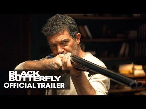 Black Butterfly Trailer - Movie-Blogger.com