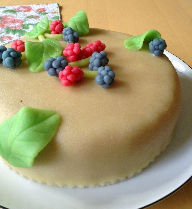 Bagning med Budget mm.: Et bud på byens bedste kage :-)