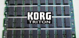 memorias ram para teclados korg