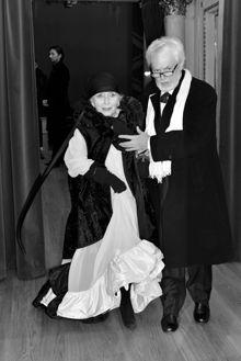 Opening Night 2013/2014 Season - La traviata - Valentina Cortese