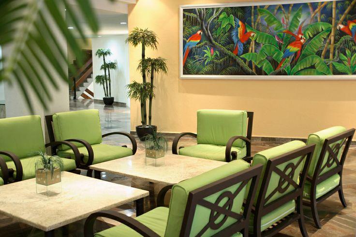 Lobby Hotel Calinda Beach Acapulco