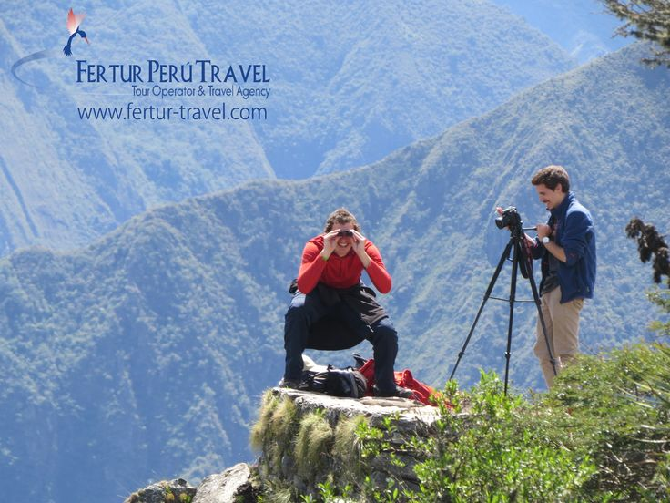 Photography from the heights of Machu Picchu Mountain. What you see will surprise you.
