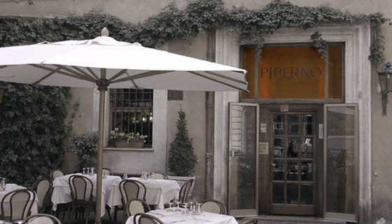 Rome: Ristorante Piperno - Monte dé Cenci, 9 Roma tel. Linea 1 +39 06 68.80.66.29 (famous for Jerusalem artichokes)