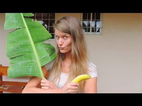 ilDragoParlante - Banano e banana - Budino vegano crudista - YouTube