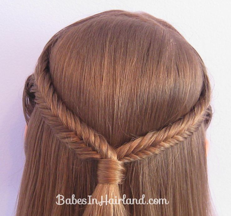 Outstanding 1000 Ideas About Fishbone Braid On Pinterest Braids Half Hairstyle Inspiration Daily Dogsangcom