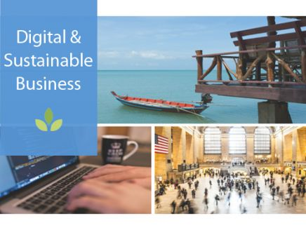 Future of Work with Digital & Sustainable Trends - Webinar | 3BL Media