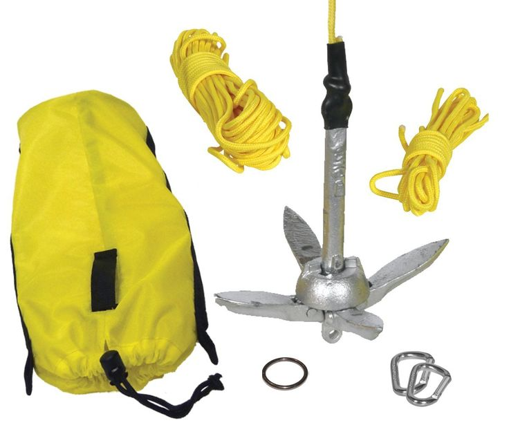 Seattle sports kayak fishing anchor the best anchor i for Fishing kayak anchor