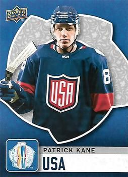2016 Upper Deck - World Cup of Hockey #WCH-17 Patrick Kane Front