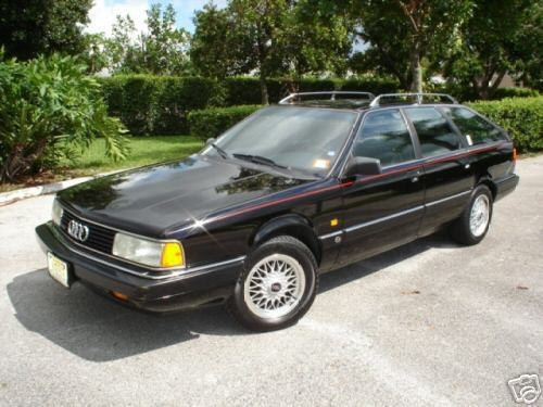 89 Audi 200 Avant Quattro Turbo, all wheel drive 220hp turbo I5 with tons of interior volume?  Sounds terrible.