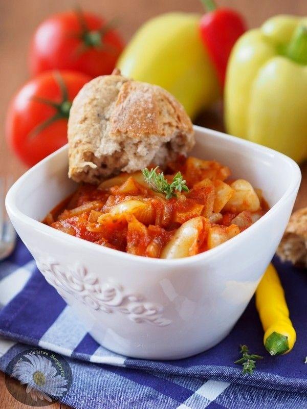 Kulinarne szaleństwa Margarytki: Leczo - prawdziwe węgierskie leczo