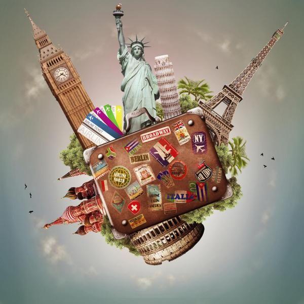 As melhores carreiras para quem gosta de viajar   #turismo #profissional