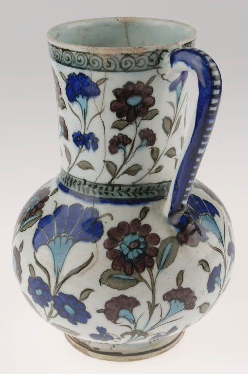 1540 - 1545  Turquie, Iznik