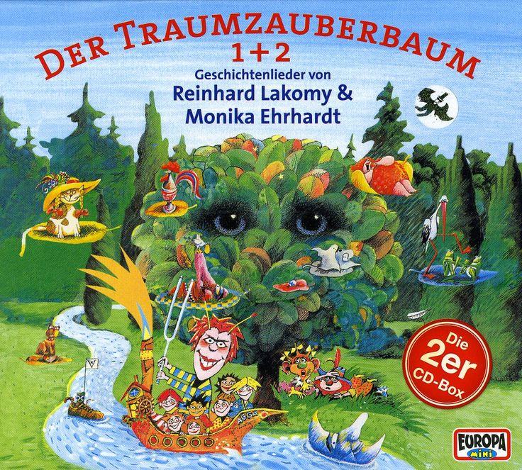 Reinhard Lakomy - Traumzauberbaum Box
