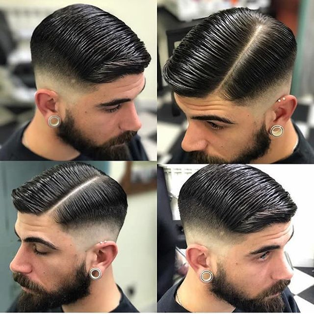 WEBSTA @ worldofbarbers - 👍🏻 or 👎🏻? What do you think?📷: @boscolobos ———————————————————Tag us in your pictures for a chance to get featured 🙌———————————————————Don't miss a post! Turn on post notifications ↗️———————————————————More men's hair ➡️ @menshairworld ➡️ @guyshair ➡️ @hairstylemens ➡️ @barber.clips- #cleancut #barber #barbershop #barbers #pogonophile #barberworld #barbergang #bearded #hairstyle #beardedmen #barbering #barberlove #mustache #shave #barberlife #beardstyle…