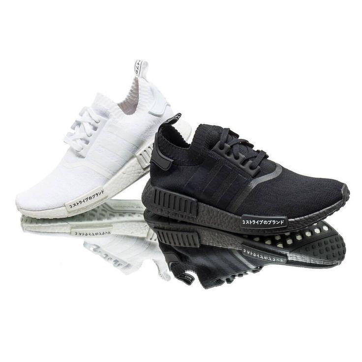 Adidas NMD Runner Primeknit Japan Boost #sneakers #sneakernews #StreetStyle  #Kicks #adidas