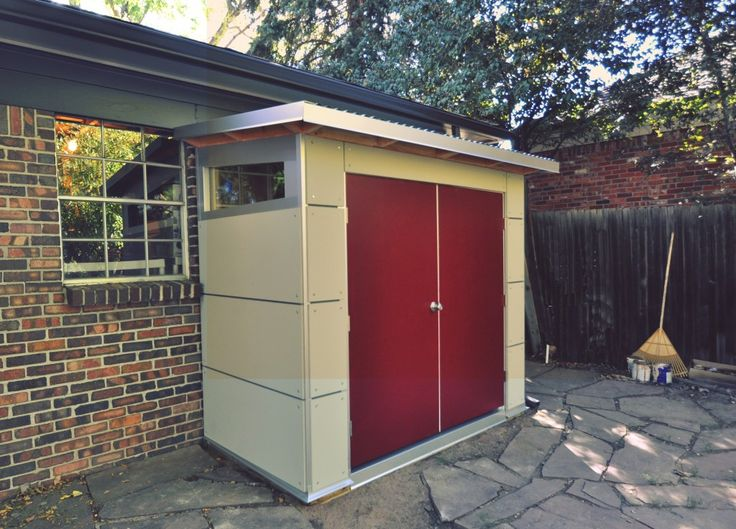 Storage sheds prefab diy shed kits for stylish backyard for Prefab garden sheds